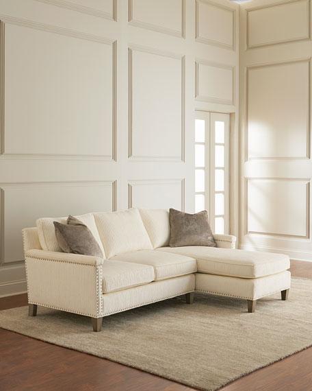 Derek Right-Facing Sectional Sofa