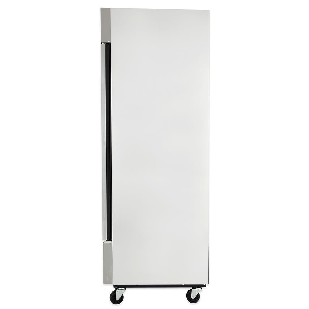 "True T-49-HC 54"" Two Section Reach In Refrigerator, (2) Left/Right Hinge Solid Doors, 115v"