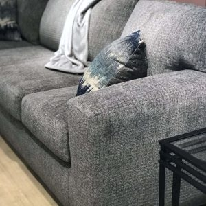Roundhill Furniture Bergen Fabric Sectional Sofa