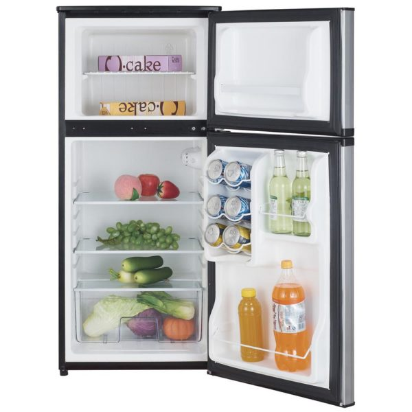 Magic Chef 4.3 Cu ft Two Door Compact Refrigerator