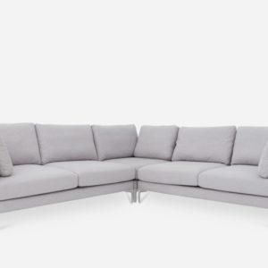 Adams L-Shape Sectional Sofa