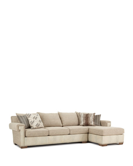Dufrain Right Chaise Sectional