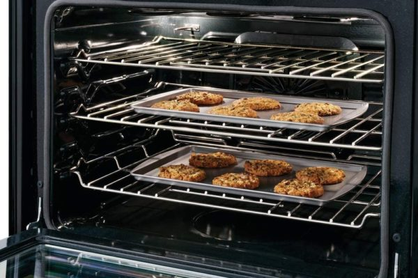 """Frigidaire FGEW3065PF FGEW3065PF-Gallery 30"""" Stainless Steel Electric Single Wall Oven-Convection, 30 inches"""