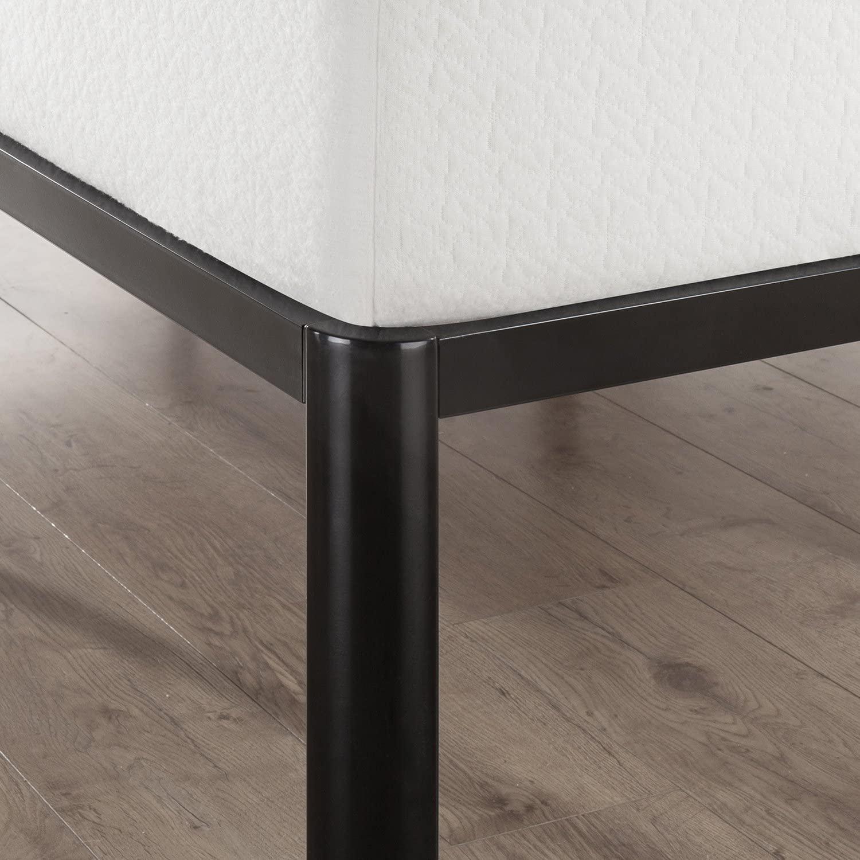 Zinus Van 16 Inch Metal Platform Bed Frame with Steel Slat Support / Mattress Foundation, Twin