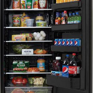 Danby DAR110A2MDB 11.0 cu.ft. Contemporary Classic All Refrigerator, Black