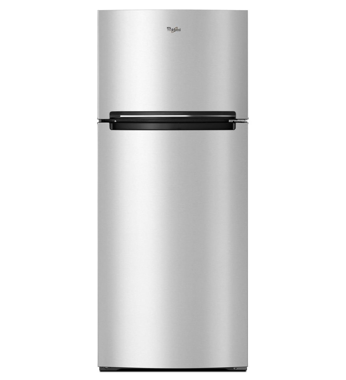 Whirlpool 28 Inch Top Freezer Refrigerator - 18 cu. ft., Stainless Steel