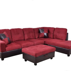 Olivier 5 Piece Sectional Sofa