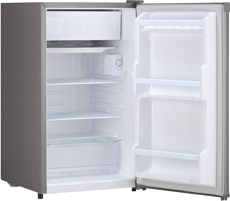 Kenmore 99083 Compact Refrigerator, Silver