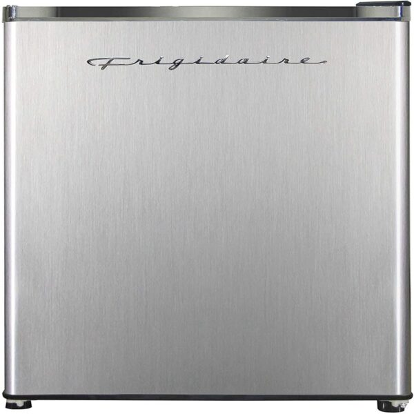 Frigidaire single door EFR492, 4.6 cu ft Refrigerator, Stainless Steel Door, Platinum Series