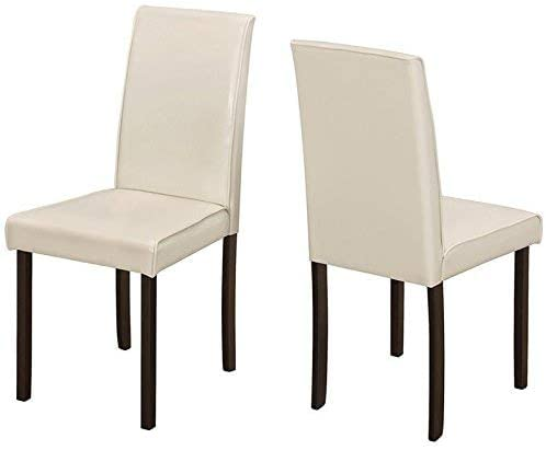 Monarch Dining Chair, Ivory, 36""